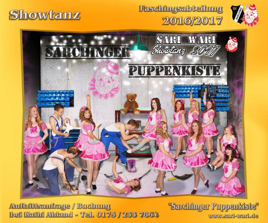 Showtanz 2016-2017